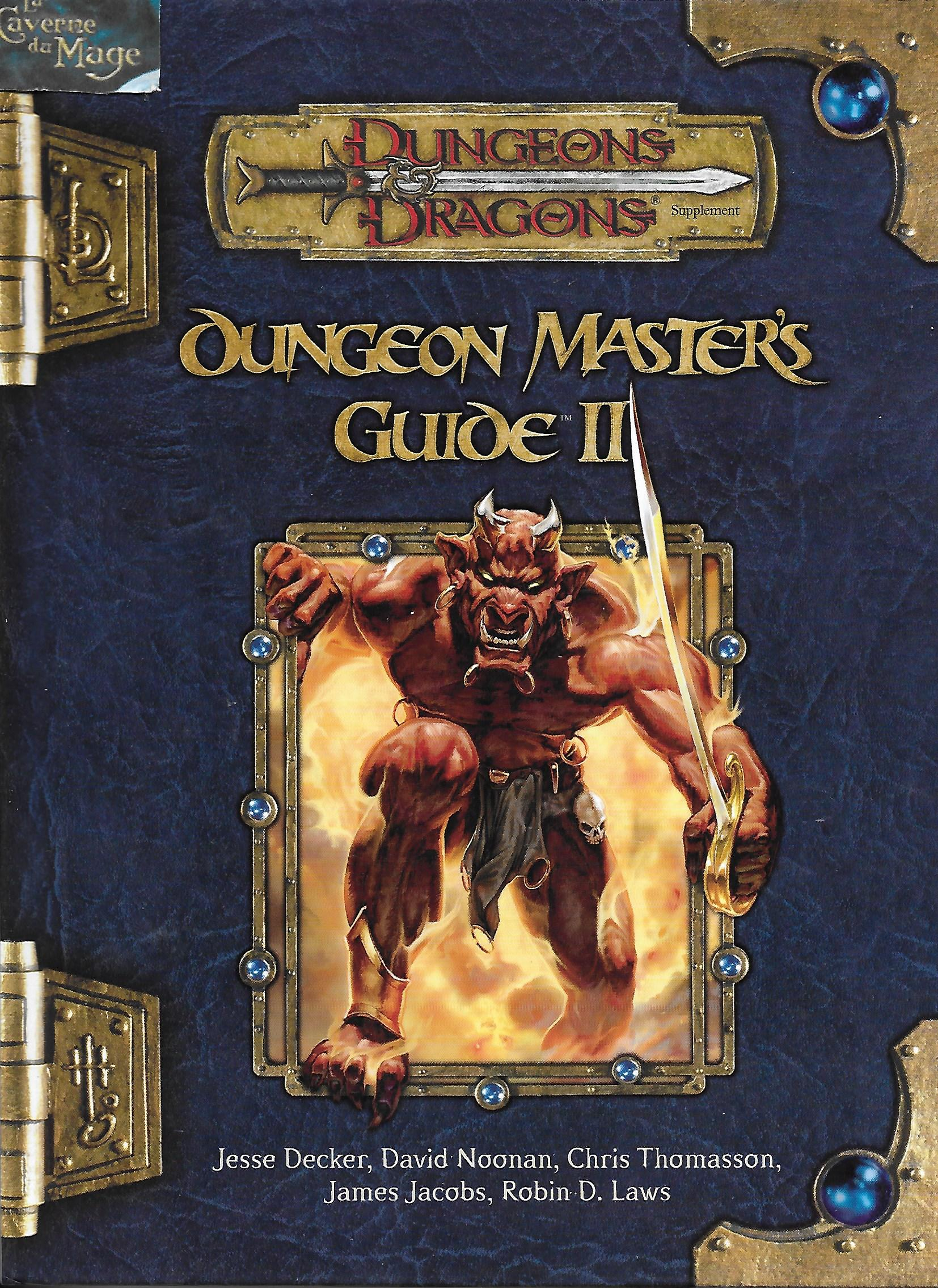 dungeons and dragons dungeon master guide 4th edition pdf