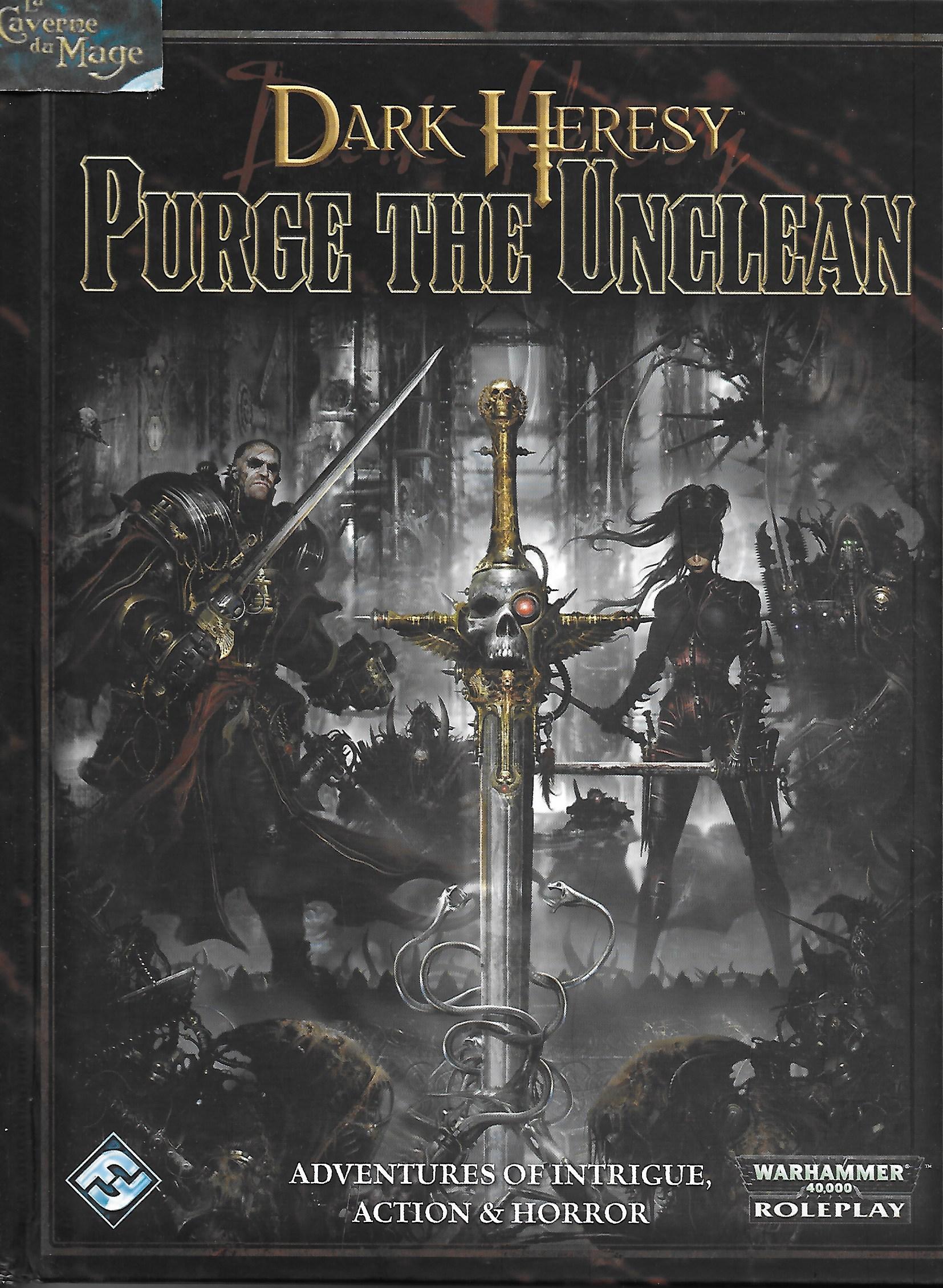 dark heresy purge the unclean pdf